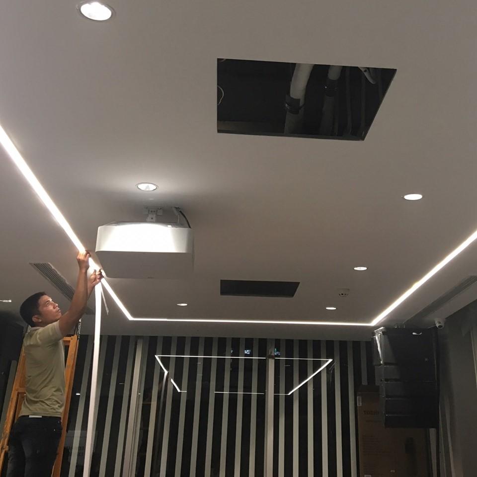 Dịch vụ lắp đặt đèn LED chuyên nghiệp tận nhà